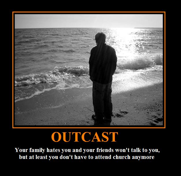 Quotes about Social Outcast (33 quotes)