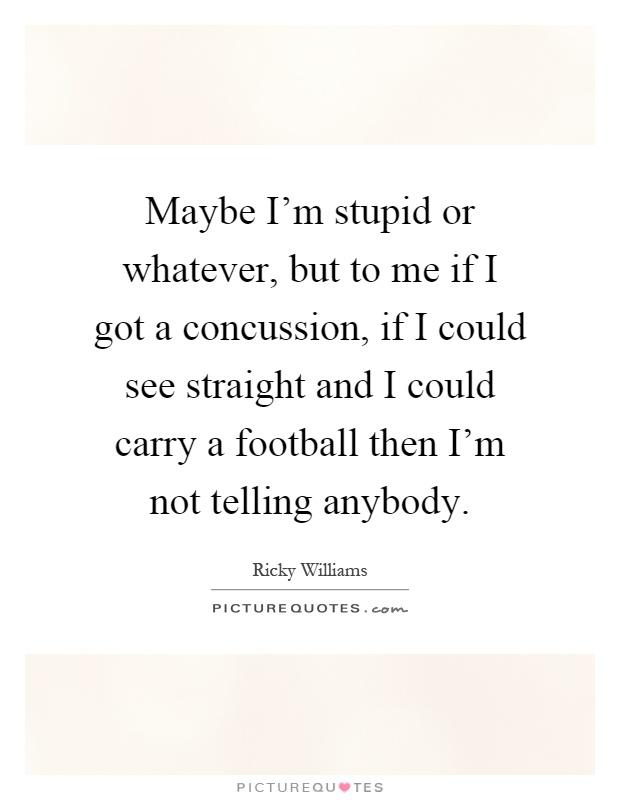 Quotes About Concussions 60 Quotes Gorgeous Concussion Quotes