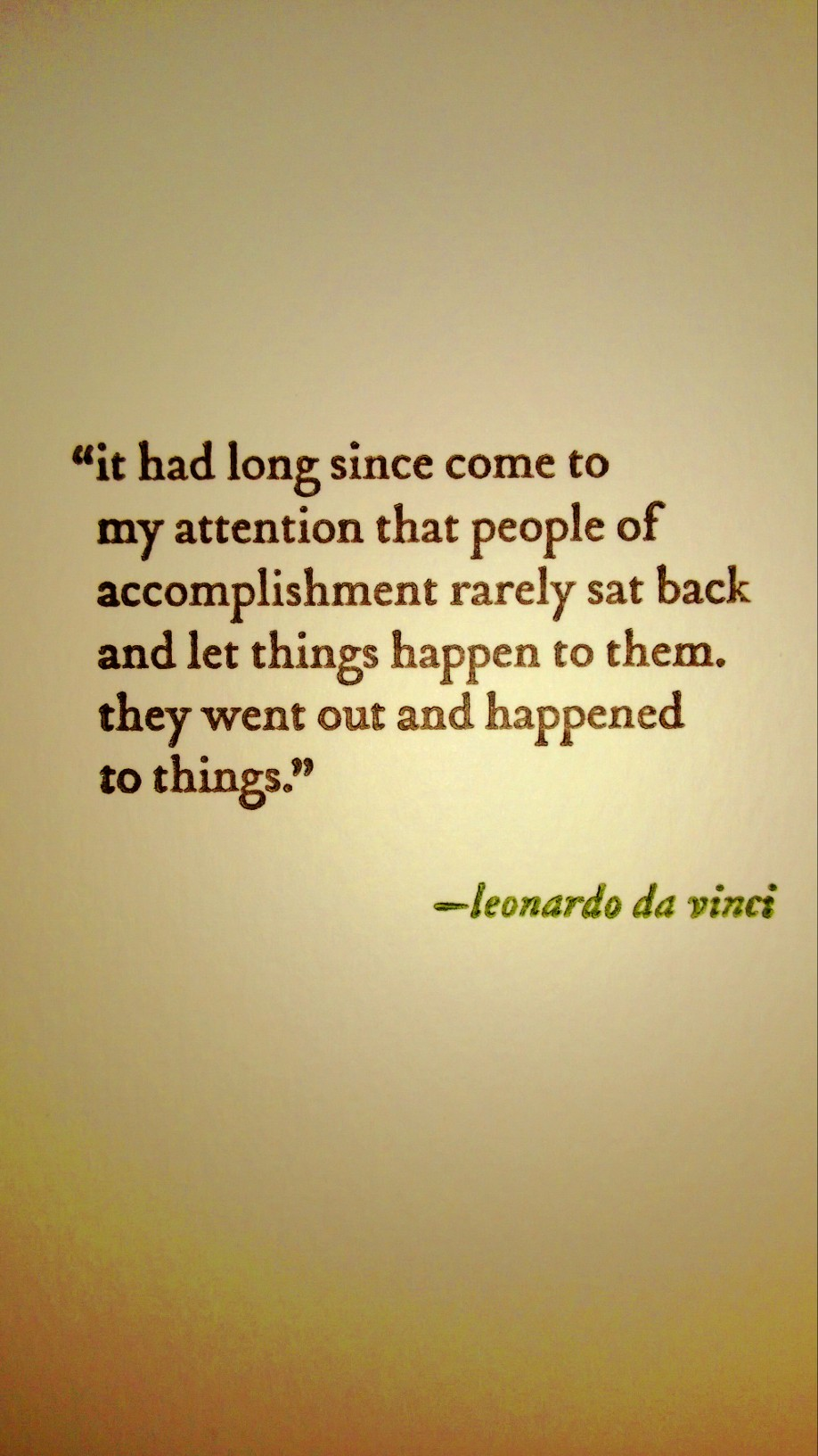 quotes about little accomplishments quotes