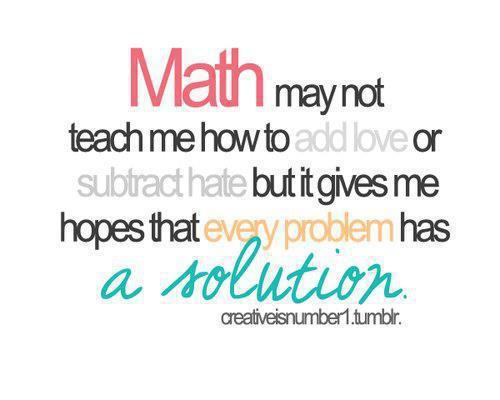 Quotes About Learning Math 34 Quotes