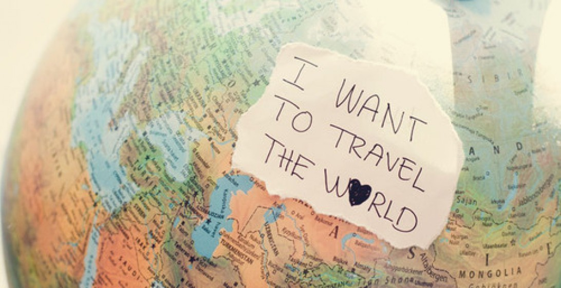 Traveling Around The World Quotes