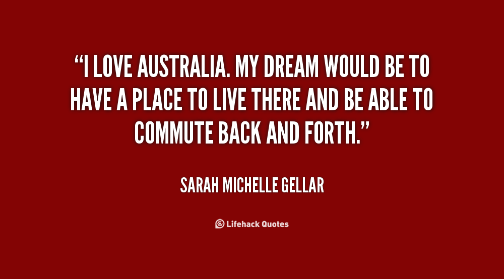 Quotes About Australian (345 Quotes