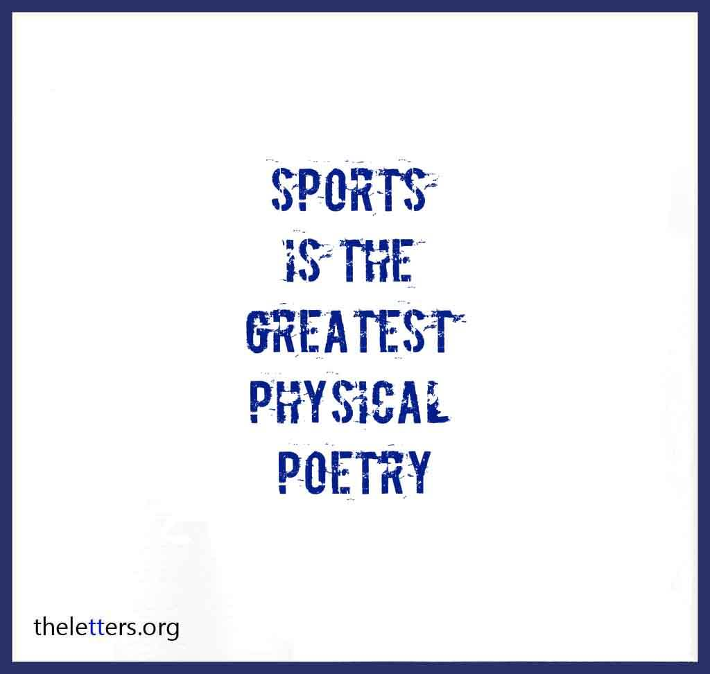 an essay on sports and games Importance of sports and games in students life and here is brief discussion about how can sports and extra course games becomes a necessary part of student's.