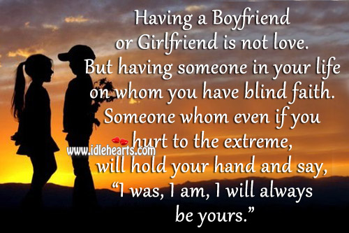 Quotes About Having Blind Faith 60 Quotes Interesting Love And Faith Quotes