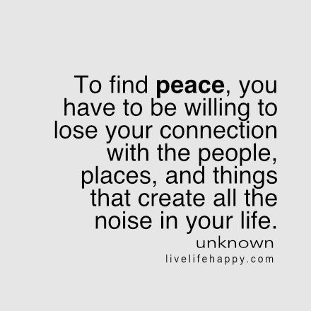 Quotes About Finding Your Peace 60 Quotes Classy Finding Peace Quotes