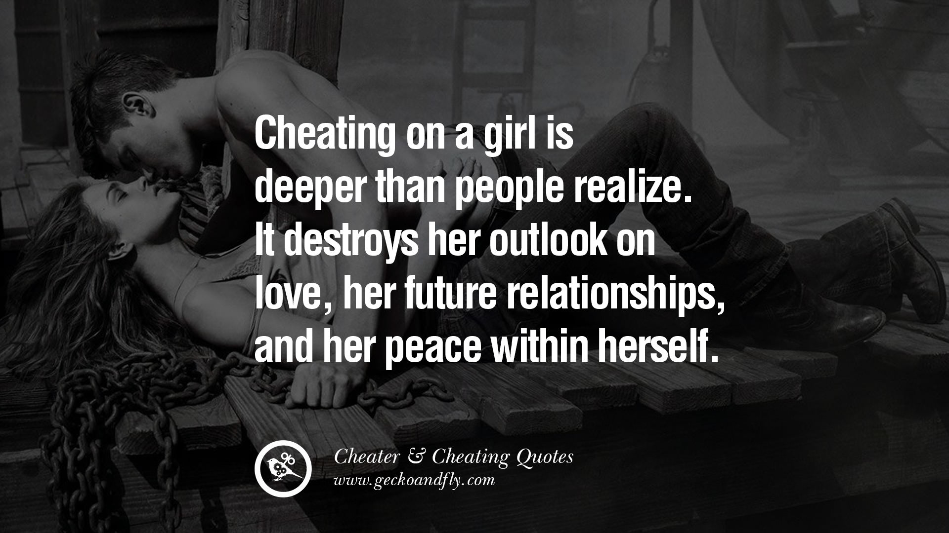 Quotes About Boyfriend Cheating (26 Quotes