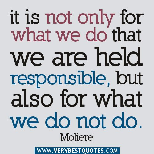 quotes about being responsible adults 29 quotes