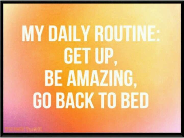 Quotes About Routines 135 Quotes