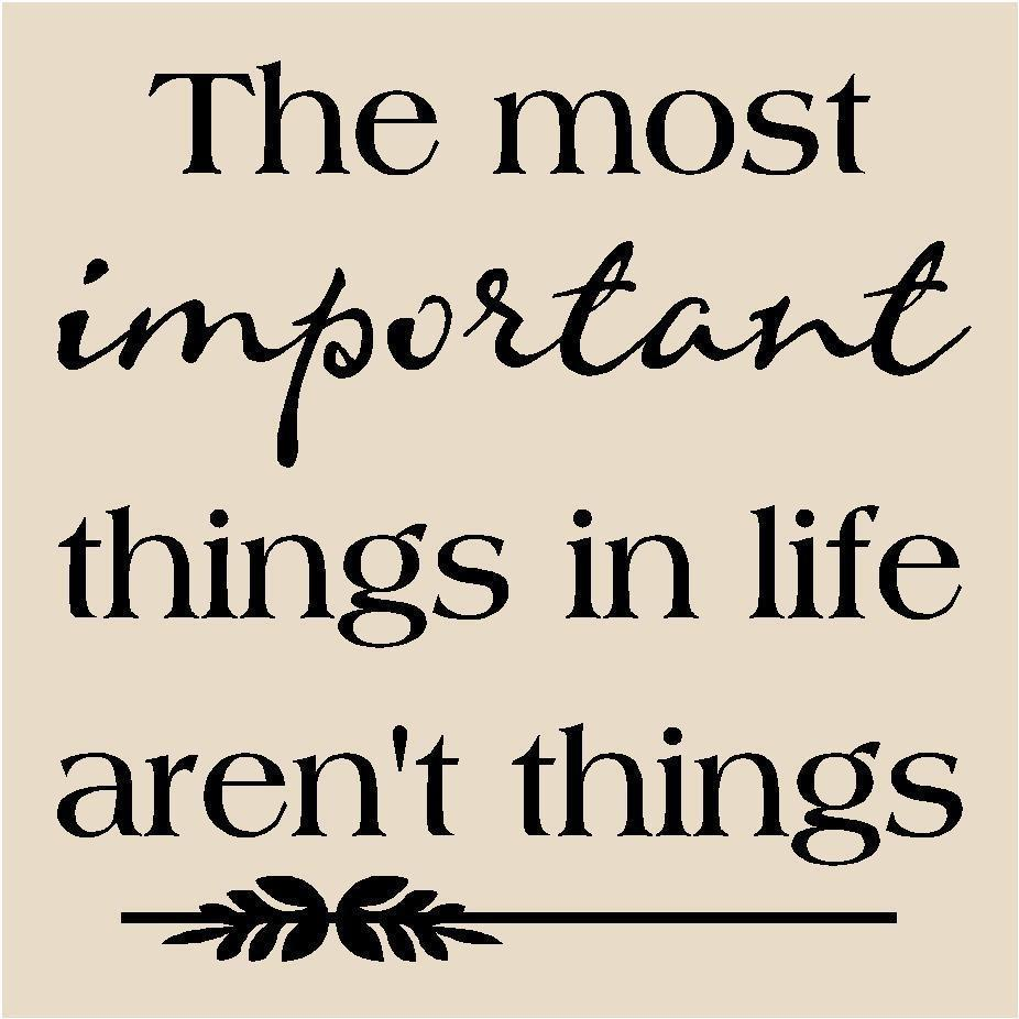 the most valuable thing in life is time
