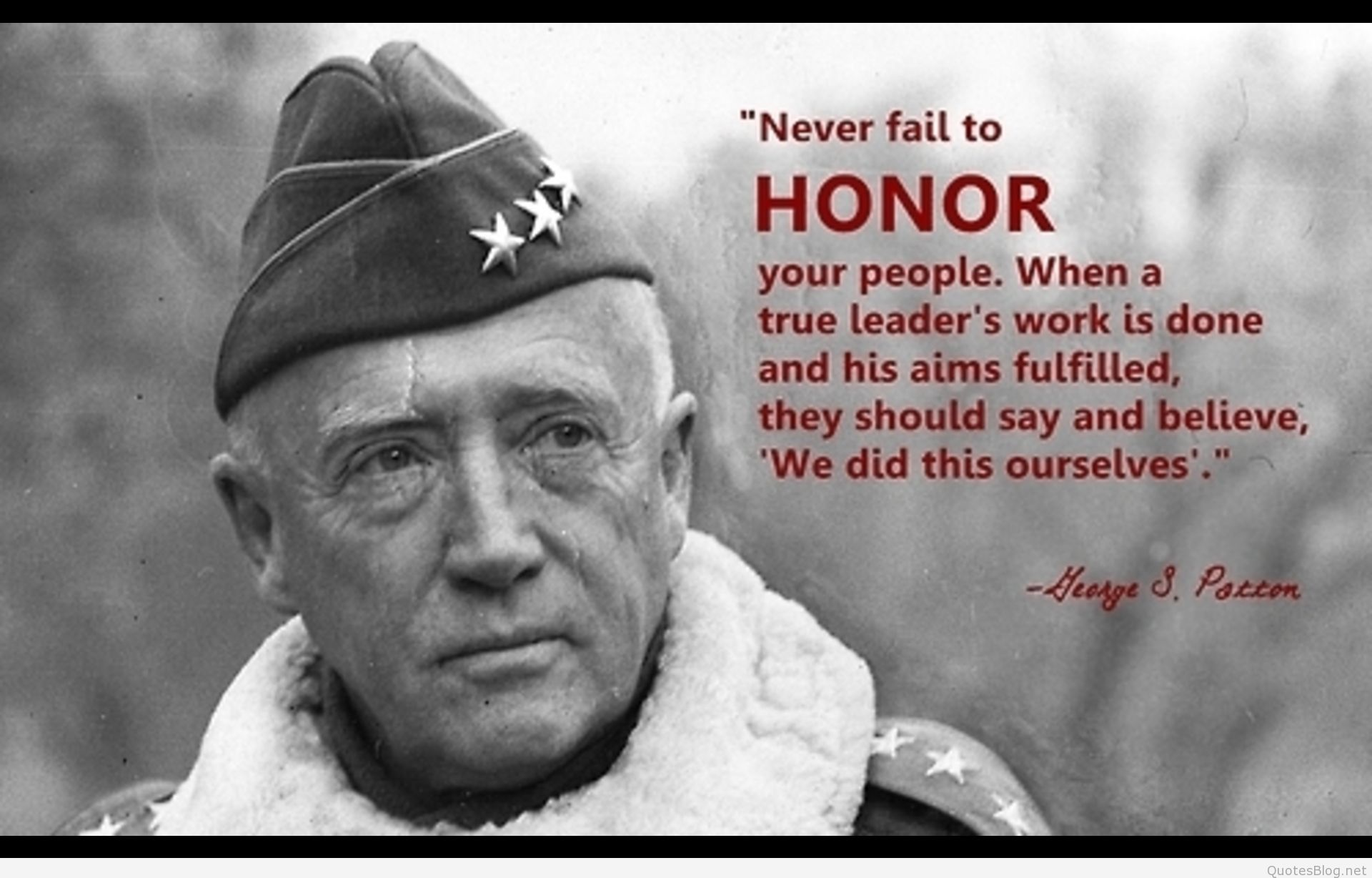 Quotes About Patton 40 Quotes