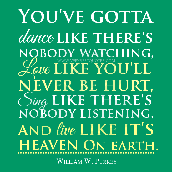 Quotes About Dancing Inspirational 60 Quotes Beauteous Famous Irish Quotes About Life