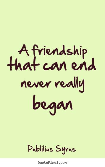 friendship essays