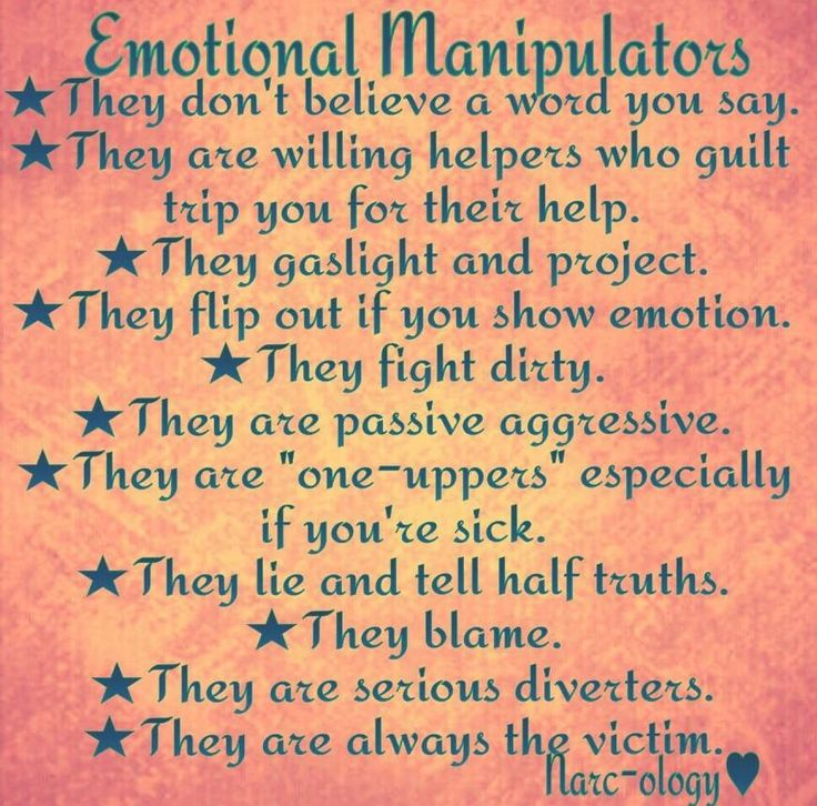 Lying manipulators