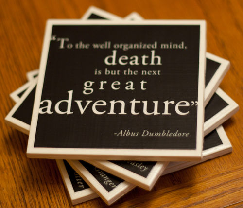 Quotes About Death Harry Potter 29 Quotes