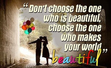 Quotes About Not Choosing Love 60 Quotes Extraordinary Beautiful Quotes About Love