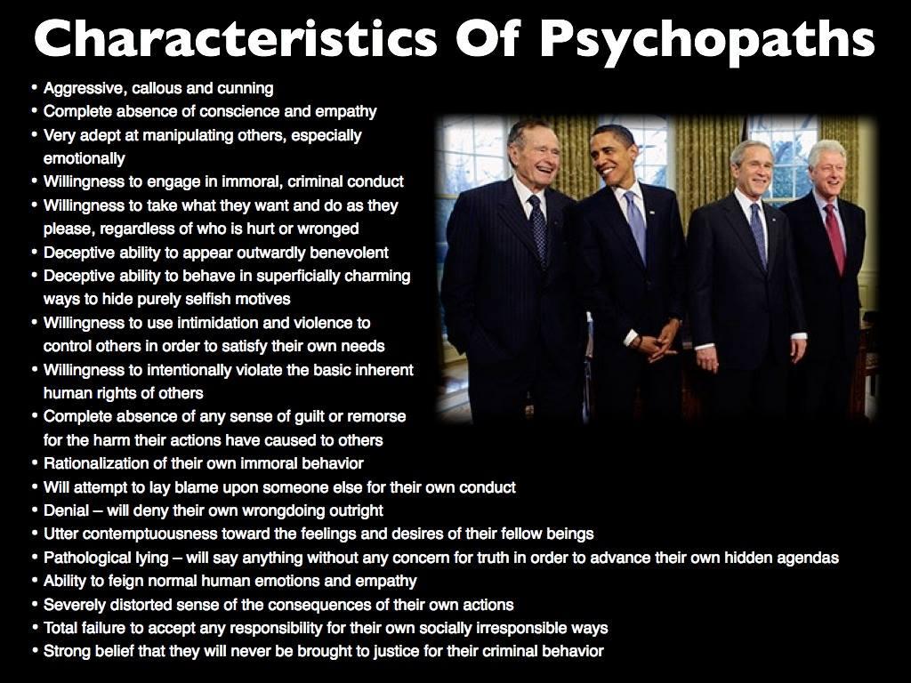 Psychopath surgeons