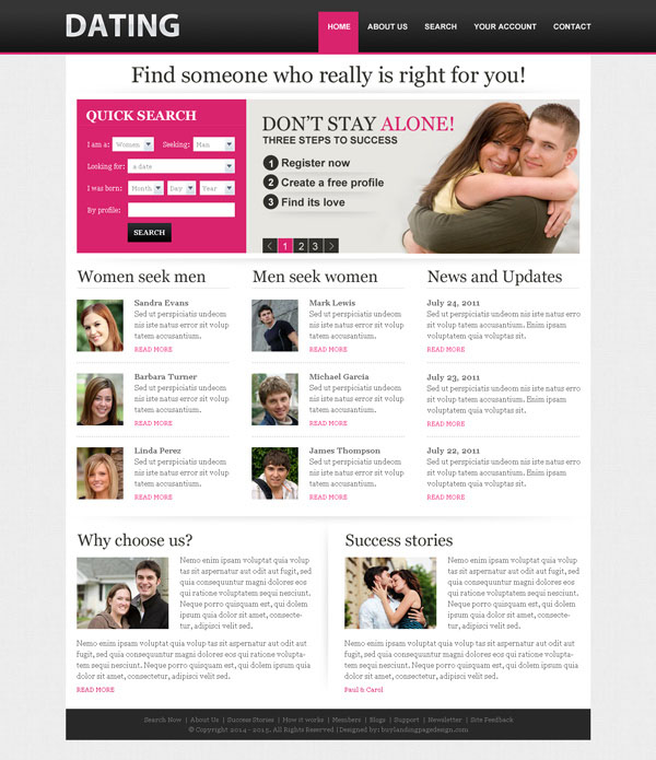 Quotes about dating site 32 quotes for Okcupid profile template