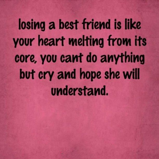 Quotes About Losing A Friend. Sad Losing Someone Quotes ...