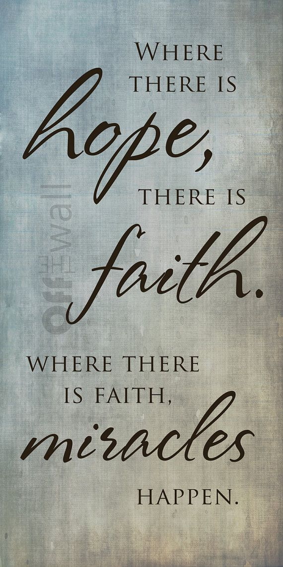 Quotes About Faith Hope Christian Life 15 Quotes