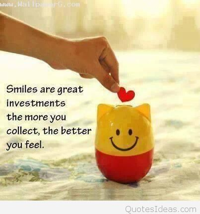 Quotes About Smile Cute 26 Quotes