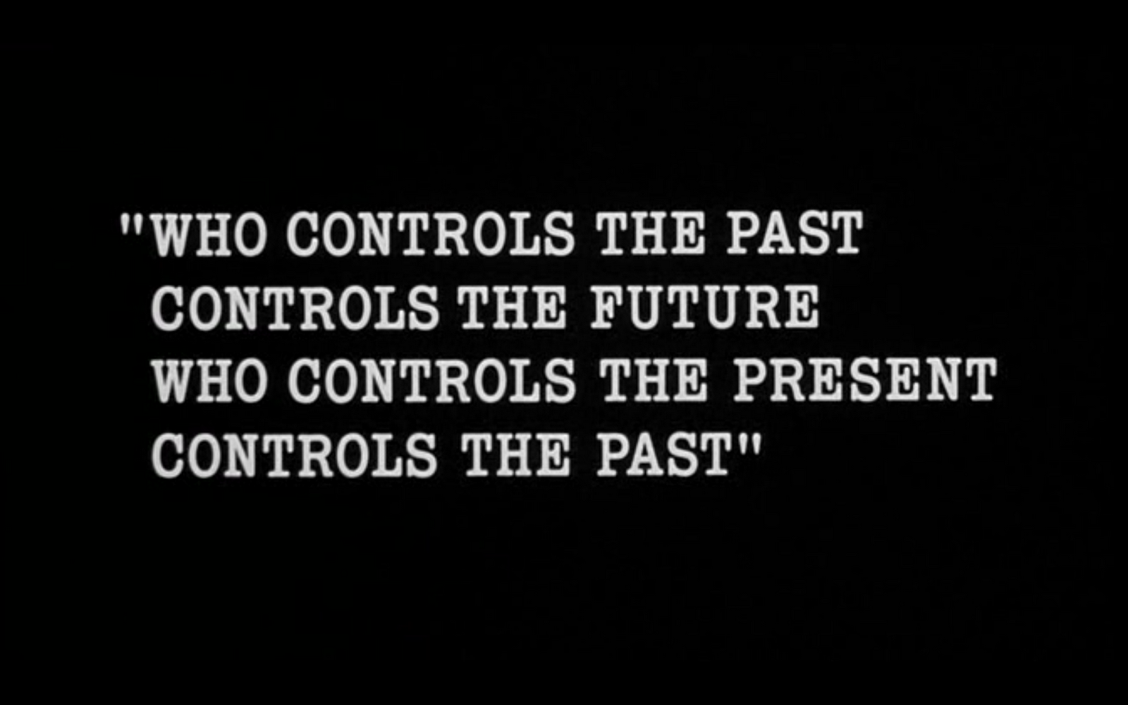 Quotes About Control In 1984 18 Quotes