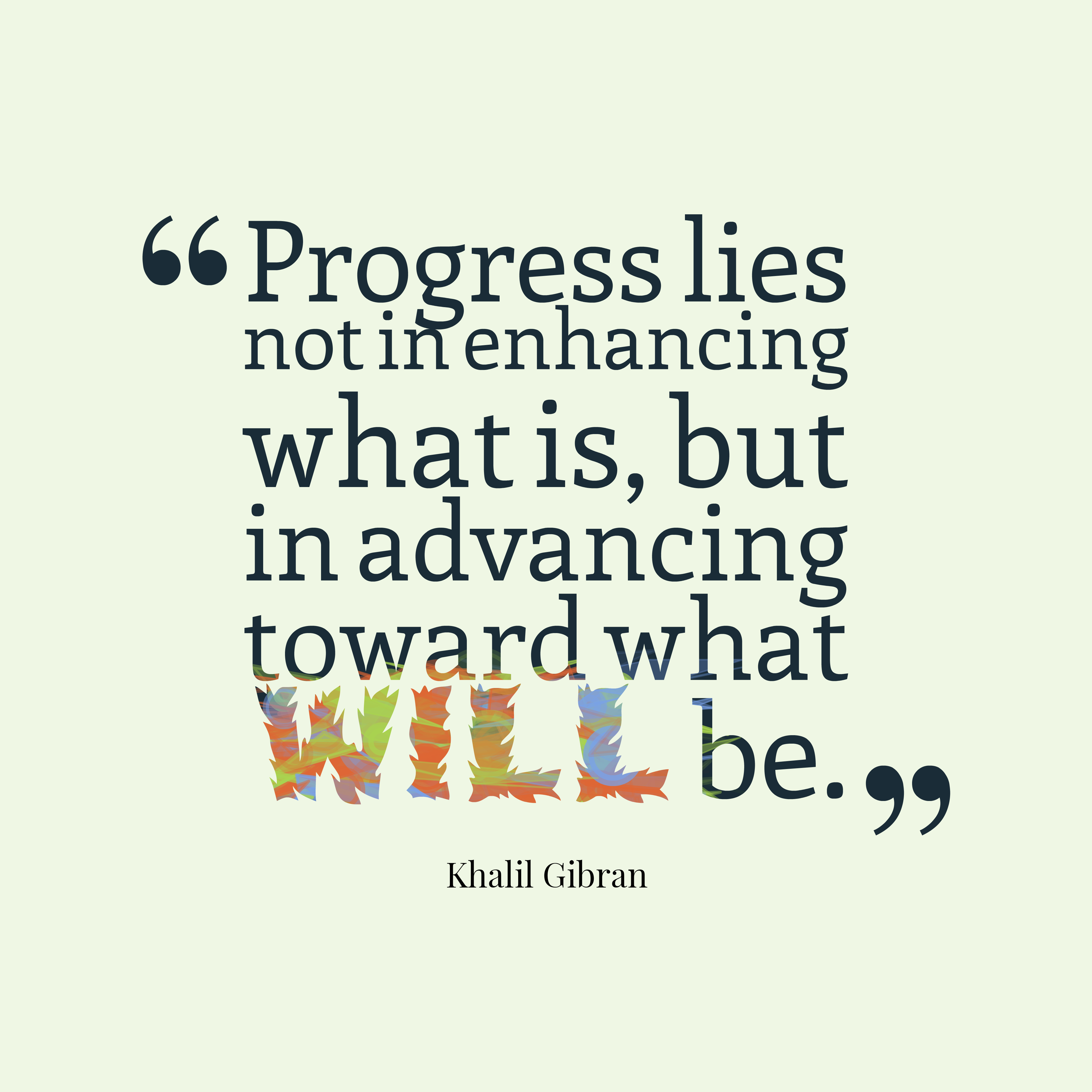 Quotes About Progress In Life 116 Quotes