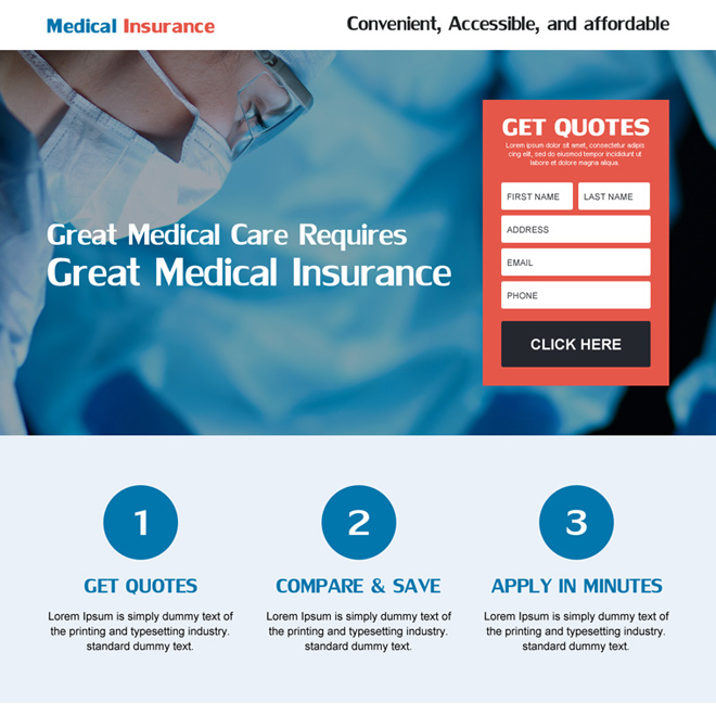 Quotes About Medical Insurance 60 Quotes Impressive Medical Insurance Quotes