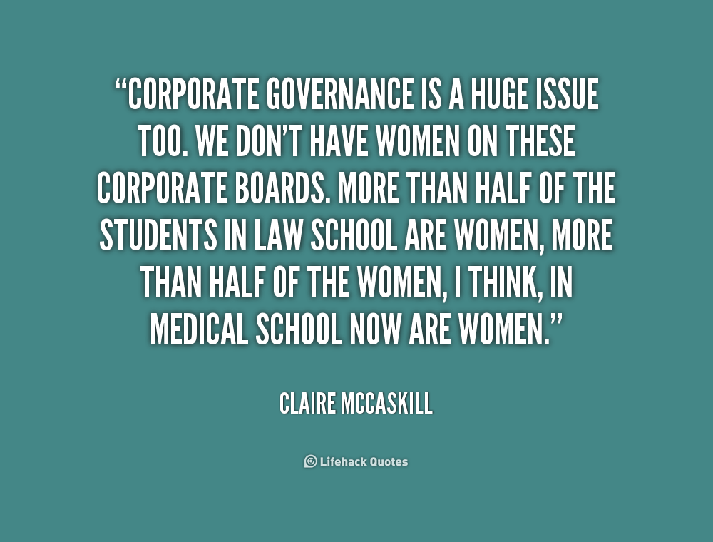 good corporate governance Block b, flat 8, masoje estate, 139 pti road effurun delta state nigeria good corporate governance is the glue that holds together responsible business practices.