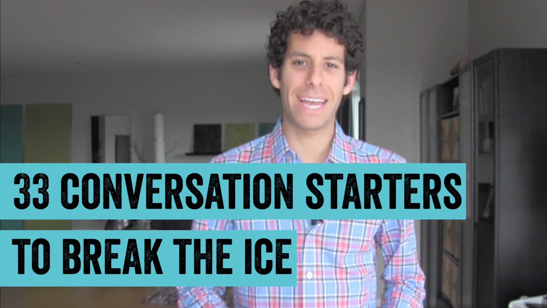 Breaking the ice with a girl