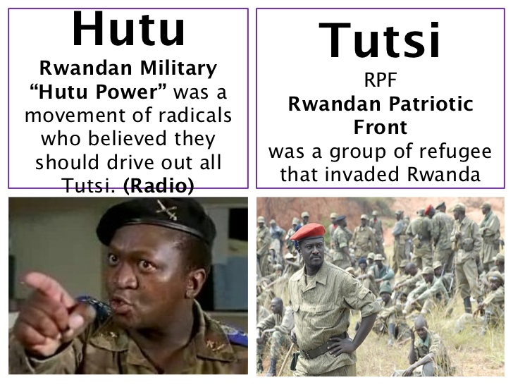 Quotes about Rwandan genocide (28 quotes)