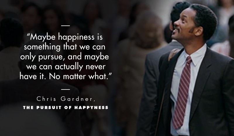 pursuit of happyness analysis essay