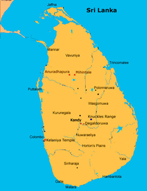 sri lanka a unique geography essay Sri lanka: a unique geography - i gradually became aware that my interiority was inseparable from my exteriority, that the geography of my city was the geography of my soul - aleksander hemon.
