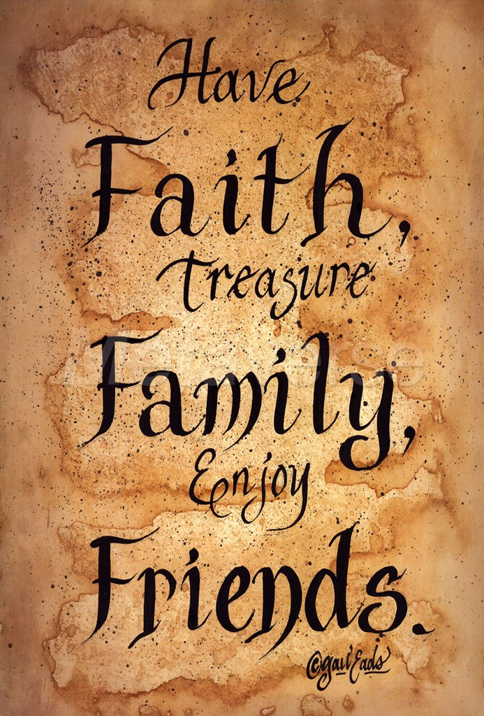 Family And Friends Quotes Simple Quotes About Faith Family And Friends 48 Quotes
