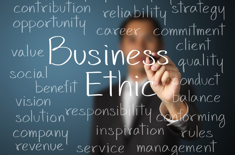 ethical and socially responsible business practice management essay Business ethics this page provides a guide to the best sites on business ethics, ethics management, ethical business, corporate governance and corporate social responsibility.