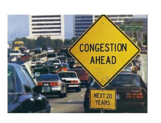 traffic congestion in london essay