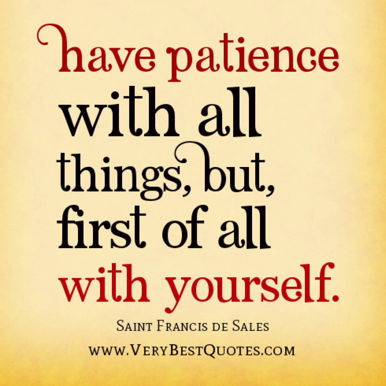 Patience Quotes  BrainyQuote