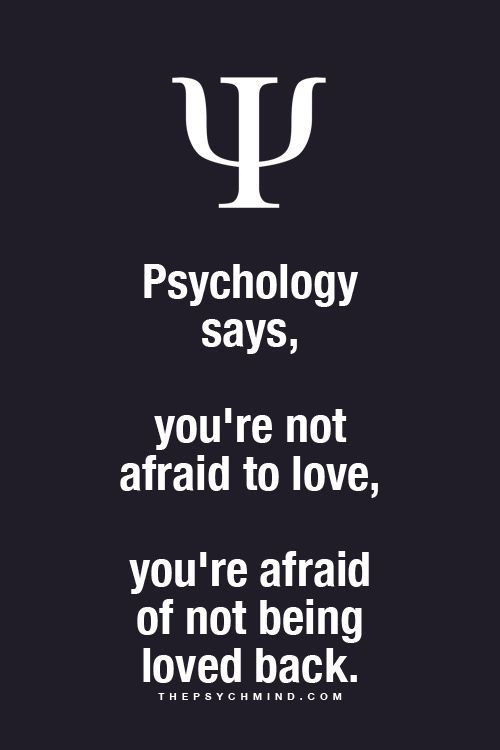 Quotes About Psychology Of Love 57 Quotes