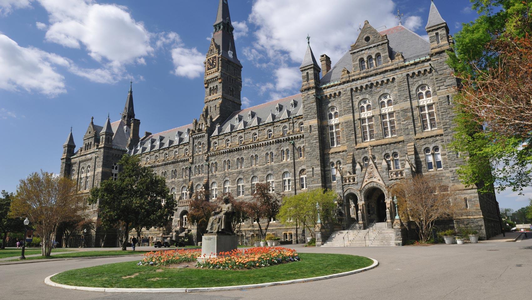 Preparation Process  Georgetown University