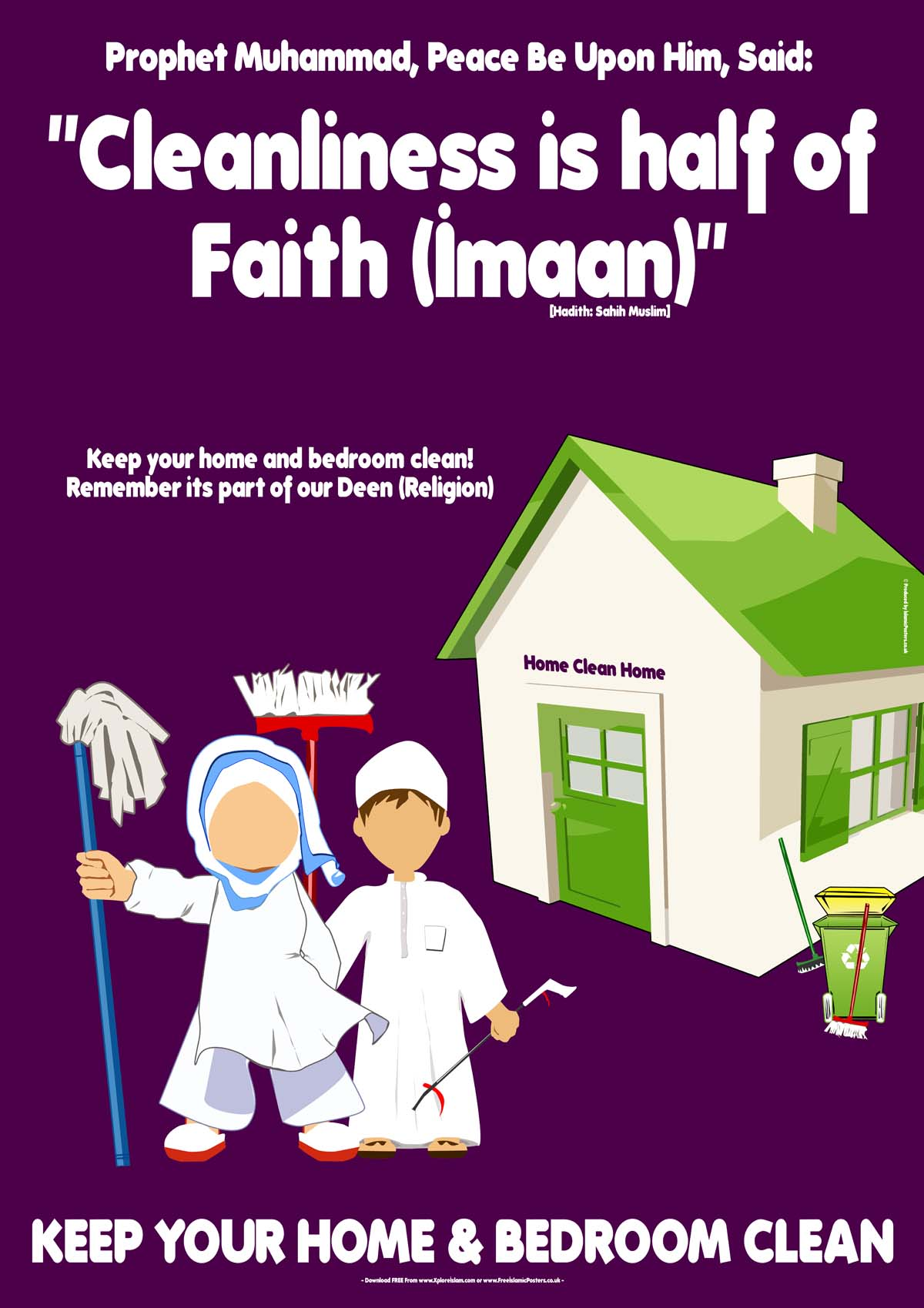 essay on cleanliness in islam