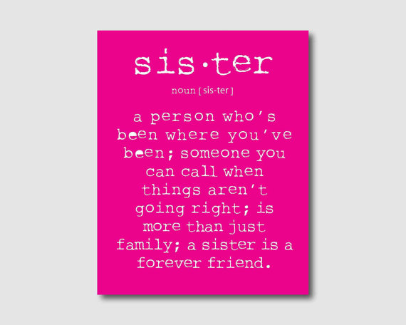Quotes about Sister leaving (50 quotes)