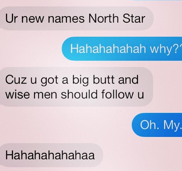 Nicknames for big butts