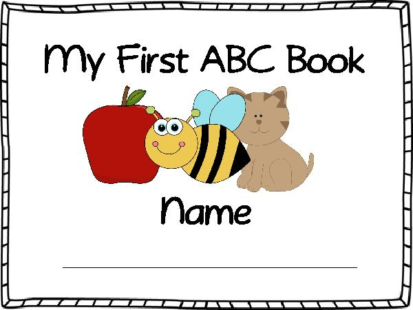 Abc Book Cover Printable : Quotes about alphabet book