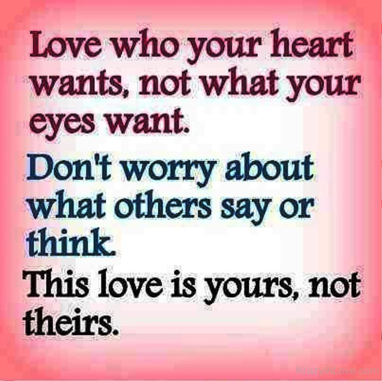 Quotes About Heart Wants 106 Quotes