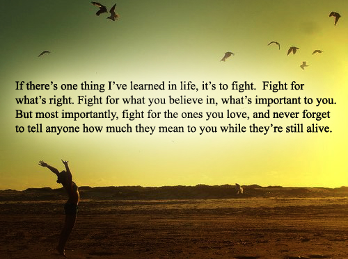 Quotes About Fighting While In Love 60 Quotes Stunning Quotes About Fighting For The One You Love