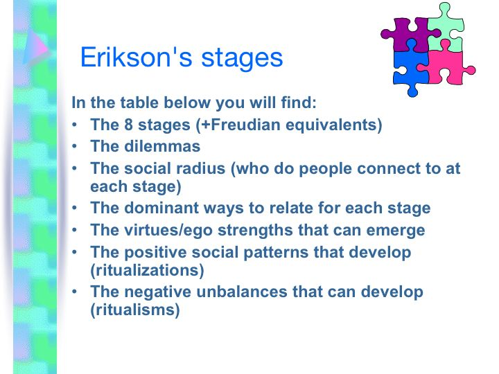 stages of development erikson vs freud essay