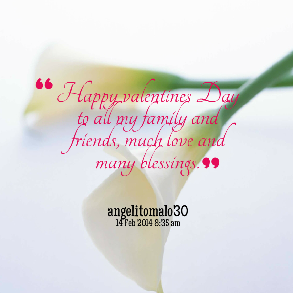 Quotes About Valentines Day For Friends 60 Quotes Classy Valentines Quotes For Friends