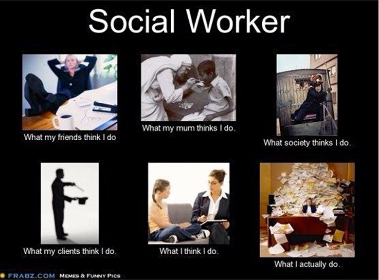 The New Social Worker Online  the professional social