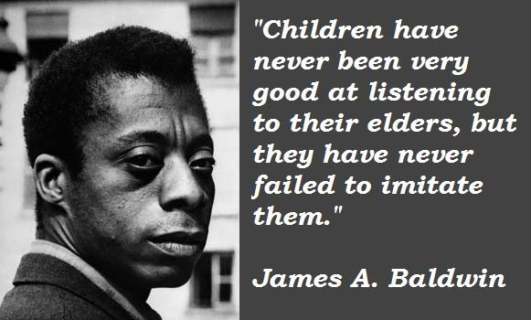 james baldwin childhood