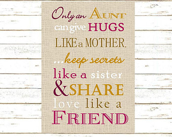 Quotes About Aunts On Mothers Day 11 Quotes