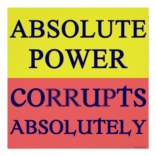 absolute power corrupts essay